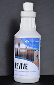 Revive, a restroom cleaner