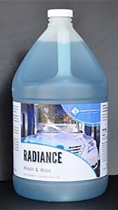 Radiance, a wash & wax