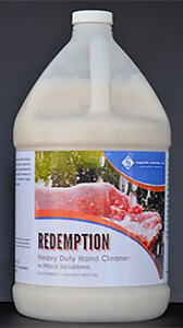 Redemption, a heavy duty hand cleaner