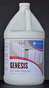 Genesis, a low odor stripper