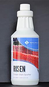 Risen, a carpet stain spotter