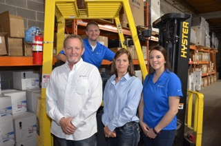 A photo of our staff at Supplylink